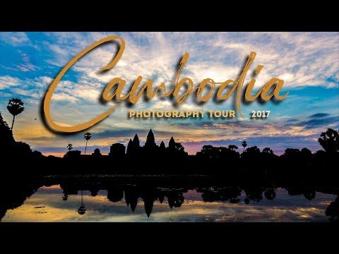 Cambodia Photography Tour 2017