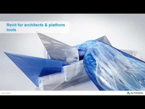 What's new in Revit 2017.1 Product Manager Webinar