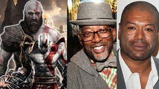 """Characters Voice Comparison - """"Kratos"""""""