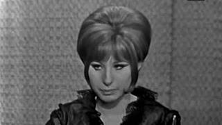 What's My Line? - Barbra Streisand; Gore Vidal [panel] (Apr 12, 1964)