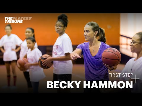 First Step: Becky Hammon and Girls Inc.
