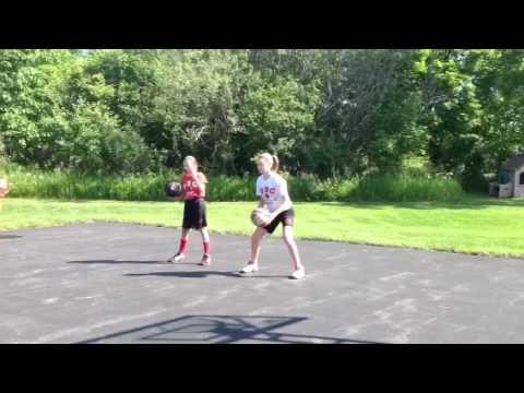 HBC Summer Workout Program- 7th - 8th Ballhandling Stationa