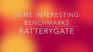 Exciting numbers! - TRUE?! BatteryGate, Apple apologised for it!