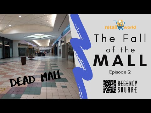 Regency Square Mall - The Fall Of The Mall Ep. #2 Jacksonville, FL DEAD MALL