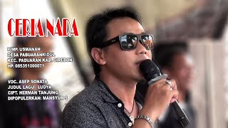 Download lagu LIVE CERIA NADA_ASEP SONATA _(COVER) LUDYA