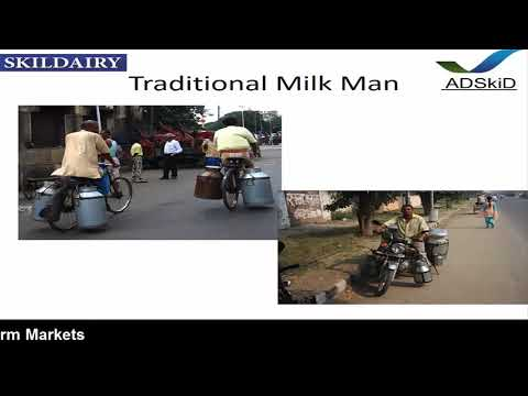 Module 1 Dairy Farm NAVIGATION