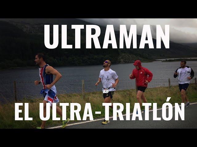 Ultraman - el desafío de ultradistancia: imposible es tan sólo una excusa || documental