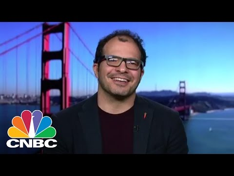Silicon Valley Star On Seismic Shift In Food Chain | Mad Money | CNBC