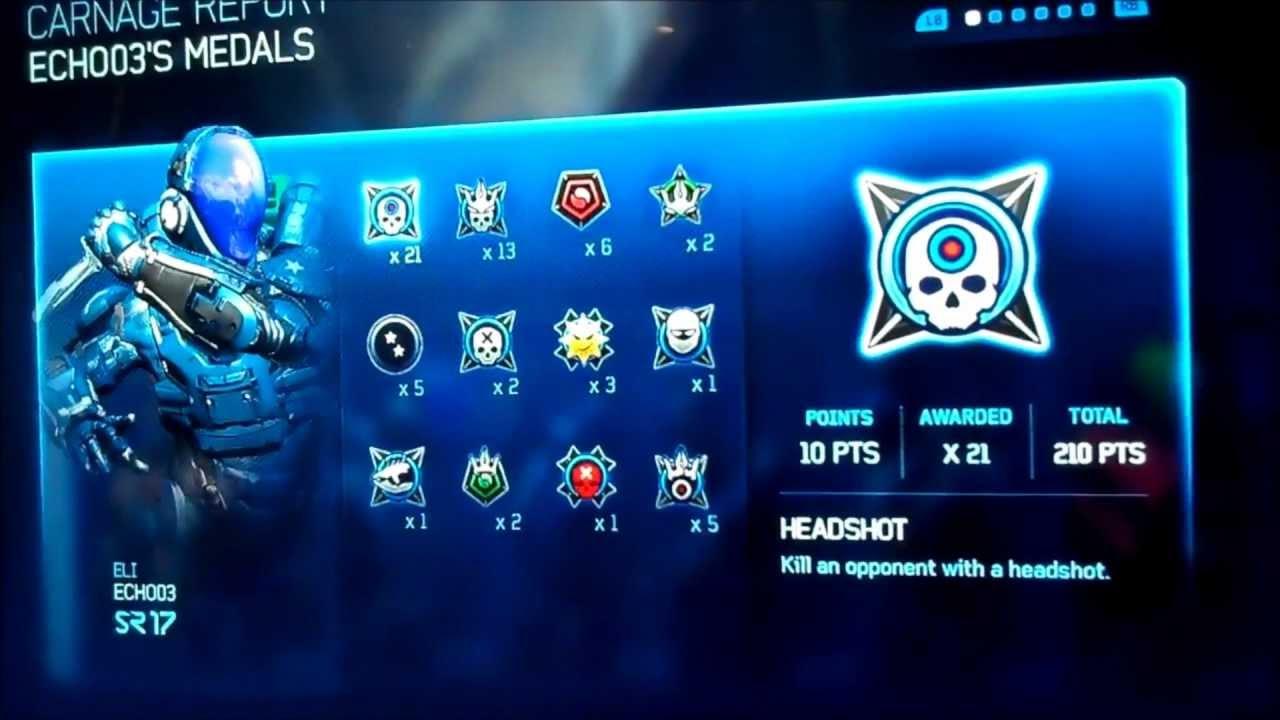 Halo 4: Visor Colors, Armor Colors, Emblems, Stances, Bolt Shot & More!