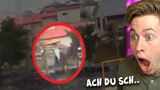 Während eines Tsunamis wurde diese KREATUR gefilmt.. 😵