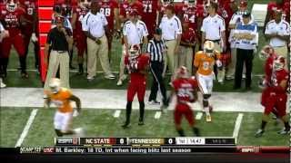 Tennessee vs NC State Highlights
