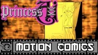 La princesa Ai Motion Comic #05 Ningún lugar para Dormir