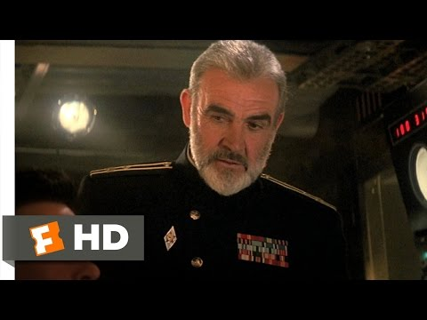 The Hunt for Red October (7/9) Movie CLIP - Wrong Conclusions (1990) HD