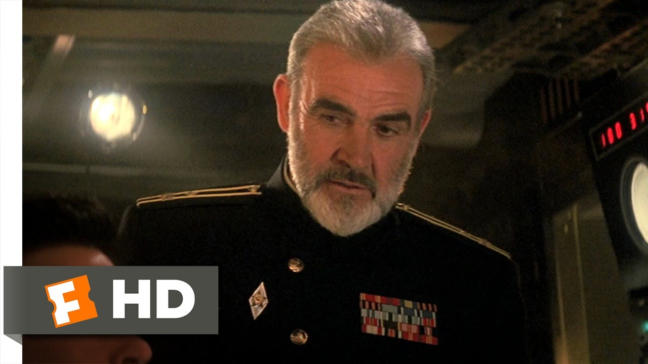 the hunt for red october 79 movie clip wrong