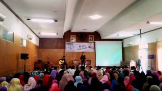 Is Allah - Aden AnB ( Live Acoustic Version ) at Obsesi Qur'ani Club Indonesia