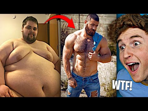 Insane FAT To LEAN Body Transformations! (AMAZING)
