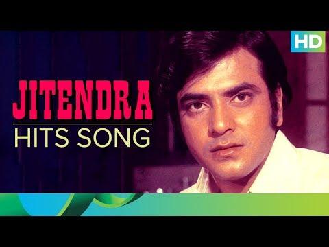 Evergreen Actor Jitendra Hits Song    Best Old Songs   Video Jukebox