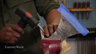 How to Replace an Axe Head