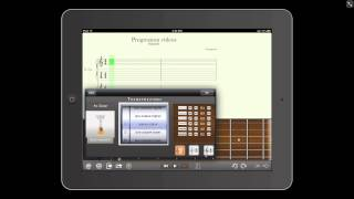 Progression for iPad: Alternate Guitar Tunings