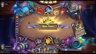 hunterace's conjure mage decklist | rise of shadow