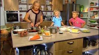 Вкусные уроки - Выпуск 21 - Кухня ТВ