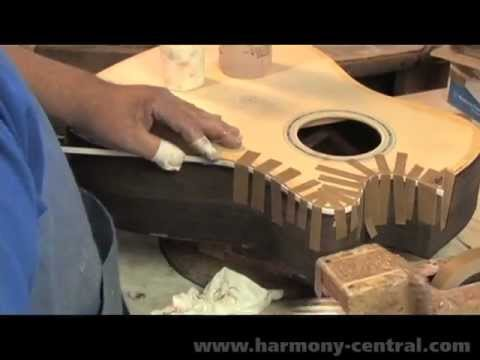 Gibson Acoustic Guitar Factory part 5