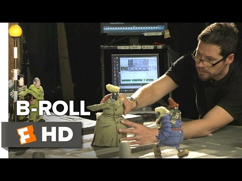 Shaun the Sheep Movie B-ROLL (2015) - Stop Motion Animated Movie HD
