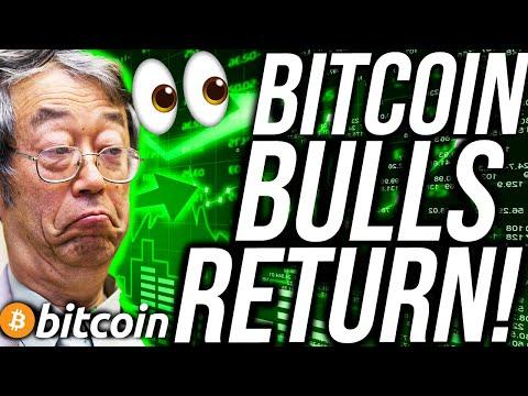 BITCOIN $10K SIGNAL?! STOCK MARKET PUMP! BTC, DOWJ & GOLD ANALYSIS! CRYPTO NEWS!