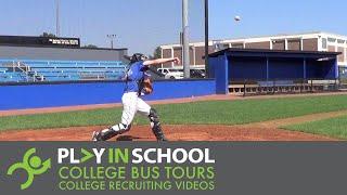 Jesse Kuehnlein   Catching - Commonwealth Baseball Club - www.PlayInSchool.com