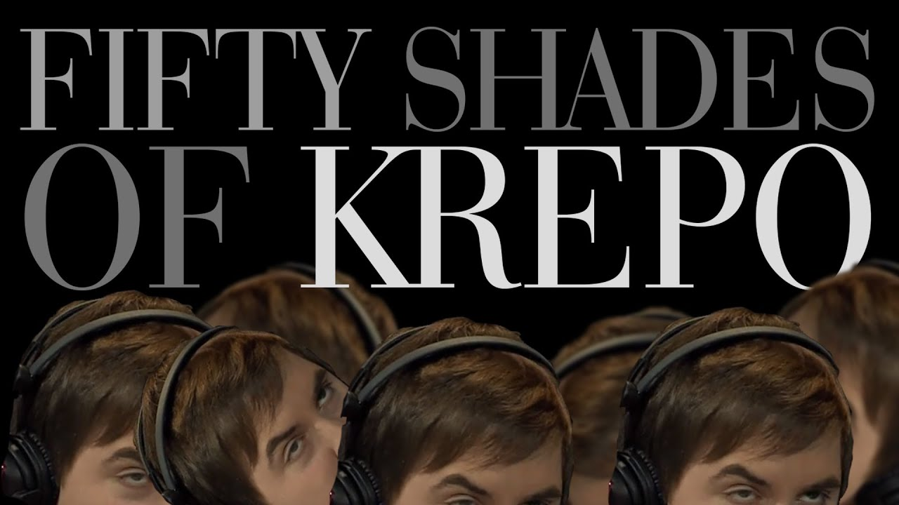 Fifty shades of krepo youtube