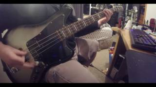 """Royal Blood - """"Don't Tell"""" Bass Cover"""