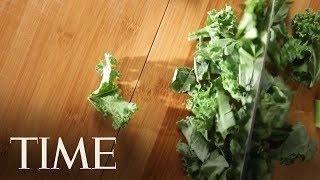 Here's Why Kale Is One Of The Most Contaminated Vegetables You Can Buy | TIME