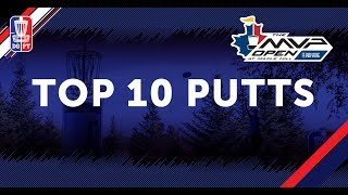 Event Preview: MVP Open - Top 10 Putts