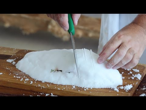 Salt-Crusted Fish Tips And Tricks