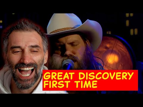 Chris Stapleton - Tennessee Whiskey - Live - First Time Reaction
