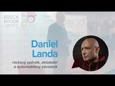 Záznam debaty s Danielem Landou