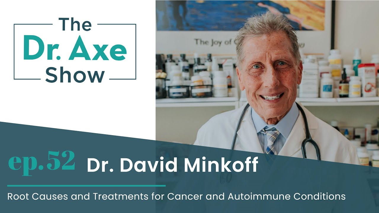 Root Causes and Treatments for Cancer and Autoimmune Conditions | The Dr. Josh Axe Show