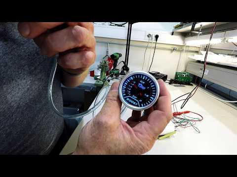 Unboxing my new boost/temp/pressure gauges from eBay