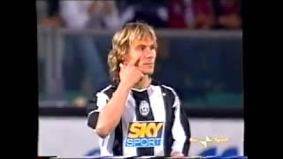 Reggina - Juventus 2-1 (06.11.2004) 10a Andata Serie A.