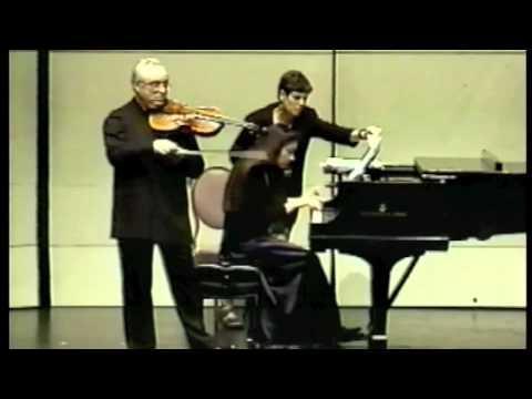 Paganini Sonata, Michael Kugel,viola