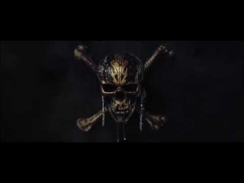 Pirates of the Caribbean: Dead Men Tell No Tales Official Trailer (2017) HD