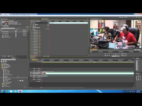 Adobe Premiere Pro Tutorial - 7 - Effects Control Panel
