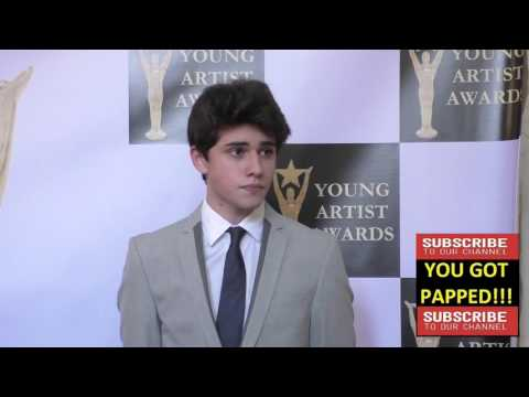 Rhys Matthew Bond at the 37th Annual Young Artist Awards Sportsman Lodge in Studio City