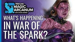 What's Happening in War of the Spark? | Magic Arcanum