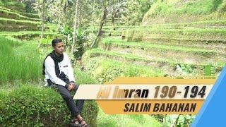 Salim bahanan - Al Imran 190-194
