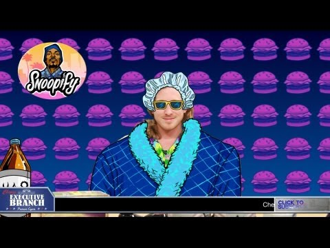 GGN Asher Roth Gets Snoopified!!!