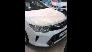 Новая Тойота Камри 2015(Видео 15.11.2014., 2014-11-15T16:45:28.000Z)