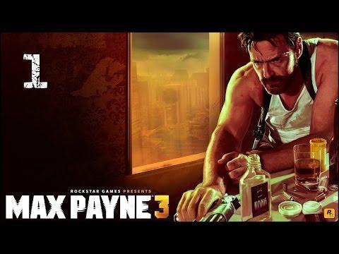 Max Payne. Прохождение. #1. Расследование начинается.