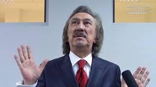 Интервью с народным артистом Узбекистана Фаррухом Закировым.