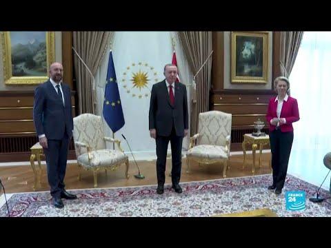 Relation UE - Turquie : à Ankara, les européens posent leurs conditions